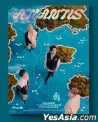 SHINee Vol. 7 Repackage - Atlantis (Ocean Version) + Poster in Tube (Ocean Version)