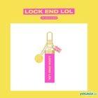 Weki Meki 'LOCK END LOL' Official Goods  - Kiring Keyring