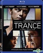 Trance (2013) (Blu-ray) (Hong Kong Version)