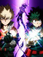 My Hero Academia The MOVIE Heroes: RISING (Blu-ray) (Plus Ultra Ver.) (Japan Version)