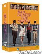 Bad Genius: The Series (DVD + First Press Postcard + Art Card) (Limited Edition) (English Subtitled) (Korea Version)
