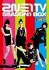 2NE1 TV SEASON 1 BOX (Japan Version)