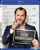 Dom Hemingway (2013) (Blu-ray) (Hong Kong Version)
