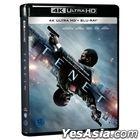 Tenet (4K Ultra HD + Blu-ray) (3-Disc) (Korea Version)