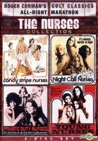The Nurses Collection (Private Duty Nurses / Night Call Nurses / Young Nurses / Candy Stripe Nurses) (DVD) (US Version)