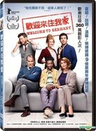 Welcome to Germany (2016) (DVD) (Taiwan Version)