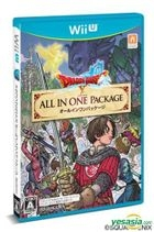 Dragon Quest X All in One Package (Wii U) (日本版)