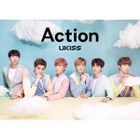 Action (ALBUM+DVD) (First Press Limited Edition)(Japan Version)