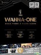 WANNA-ONE Music Video & Piano Score
