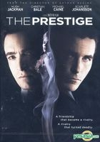 The Prestige (Hong Kong Version)