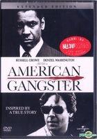 American Gangster (DVD) (Single Disc Edition) (Hong Kong Version)