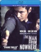 The Man From Nowhere (2010) (Blu-ray + DVD) (US Version)