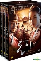 Dong Yi Vol. 1 of 4 (DVD) (6-Disc) (English Subtitled) (MBC TV Drama) (First Press Limited Edition) (Korea Version)