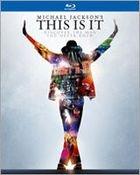 Michael Jackson - This Is It (Blu-ray) (Japan Version)