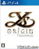 Ys : Origin Special Edition (Japan Version)