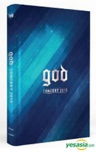 g.o.d Concert 2015 Photobook