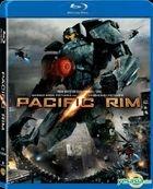 Pacific Rim (2013) (Blu-ray) (2-Disc Edition) (Hong Kong Version)