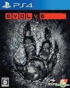 Evolve (Japan Version)