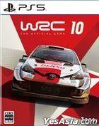 WRC 10 FIA (Japan Version)