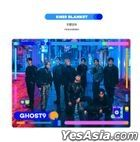 GHOST9 - KCON:TACT Season 2 Official MD (Knee Blanket)