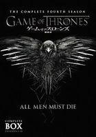 Game of Thrones (Season 4) (DVD) (Japan Version)
