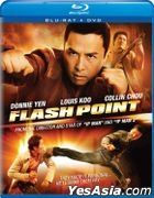 Flash Point (2007) (Blu-ray) (US Version)