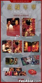 In The Mood For Love (Blu-ray) (Quarterslip Package) (Steelbook) (Limited Edition) (Korea Version)
