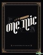 JYP Nation Korea 2014 'ONE MIC' (CD + Photobook)