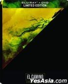 El Camino: A Breaking Bad Movie (2019) (Blu-ray + DVD Limited Edition) (US Version)