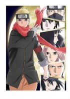 THE LAST -NARUTO THE MOVIE- (DVD) (Normal Edition)(Japan Version)