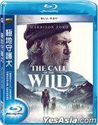 The Call of the Wild (2020) (Blu-ray) (Taiwan Version)