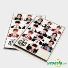 B1A4 - 2014 B1A4 Concert 'The Class' Goods - Magnet & Sticker