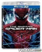 The Amazing Spider-Man (2012) (Blu-ray) (2D + 3D) (2-Disc Edition) (Hong Kong Version)