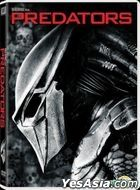 Predators (2010) (DVD) (Hong Kong Version)