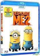 Despicable Me 2 (2013) (Blu-ray) (Hong Kong Version)