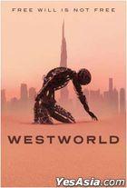 Westworld (4K Ultra HD + Blu-ray) (Ep. 1-8) (Season Three) (Taiwan Version)
