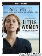 Little Women (2019) (DVD + Digital) (US Version)