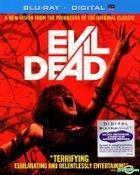 Evil Dead (2013) (Blu-ray + Ultraviolet) (US Version)