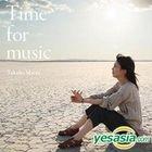 Matsu Takako - Time For Music (Korea Version)