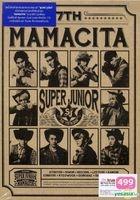 Super Junior Vol. 7 - Mamacita (Version B) (Thailand Version)
