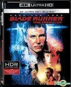 Blade Runner: The Final Cut (1982) (4K Ultra HD + Blu-ray) (Hong Kong Version)