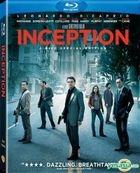 Inception (2010) (Blu-ray) (Hong Kong Version)