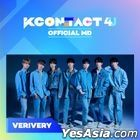 VERIVERY - KCON:TACT 4 U Official MD (Fabric Poster)