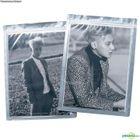 SMTOWN COEX Artium Official Goods - EXO - Exodus A4 Size Photo Set (2pcs) (Tao)