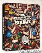 The Suicide Squad (2021) (4K Ultra HD + Blu-ray) (Steelbook) (Taiwan Version)