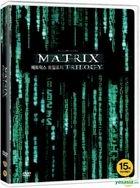 The Matrix Trilogy (DVD) (3-Disc) (Korea Version)