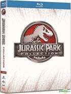 Jurassic Park 4-Movie Collection (Blu-ray) (Hong Kong Version)