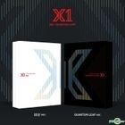 X1 Mini Album Vol. 1 - Bisang : Quantum Leap (Random Version)