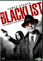 The Blacklist (DVD) (The Complete Third Season) (US Version)