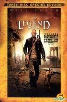 I am Legend (DVD) (Limited Edition) (Korea Version)